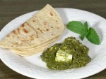 Palak Paneer at DesiRecipes.com