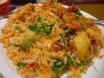 Chicken Biryani at DesiRecipes.com