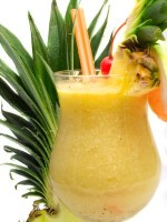 Virgin Pina Colada at DesiRecipes.com