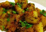 Chatpatey Aloo at DesiRecipes.com