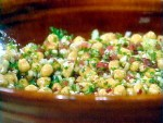 Chick Peas And Paneer Salad at DesiRecipes.com